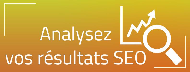 Quels éléments suivre pour analyser ses résultats SEO ?