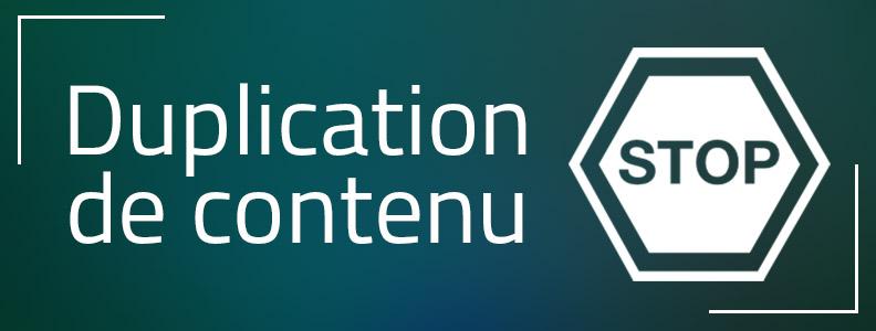 Duplication de contenu : Utilisez-vous les bonnes pratiques ?