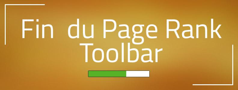 L'indicateur PageRank est mort, c'est officiel !