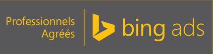 Professionnel agrée Bing Ads