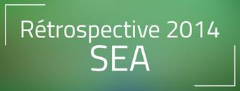 Rétrospective 2014 SEA